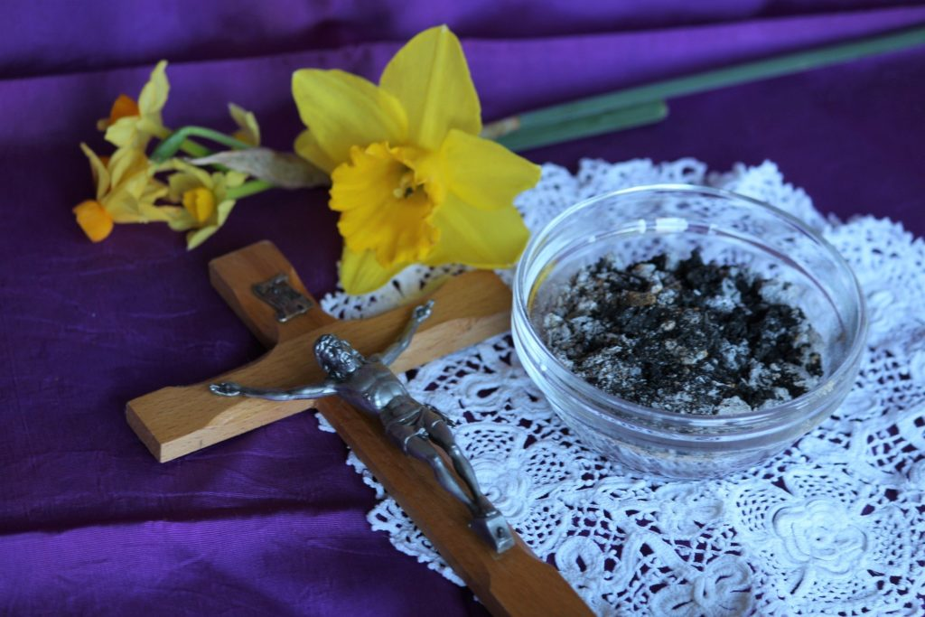 Ash Wednesday Service Feb 26, 7pm