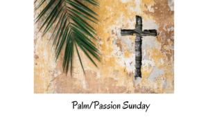 Palm_Passion Sunday