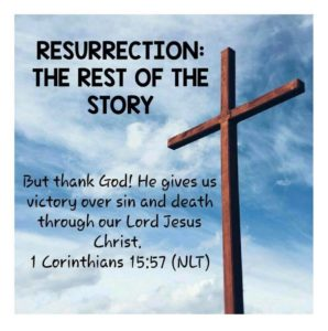 Resurrection The Rest of the Story