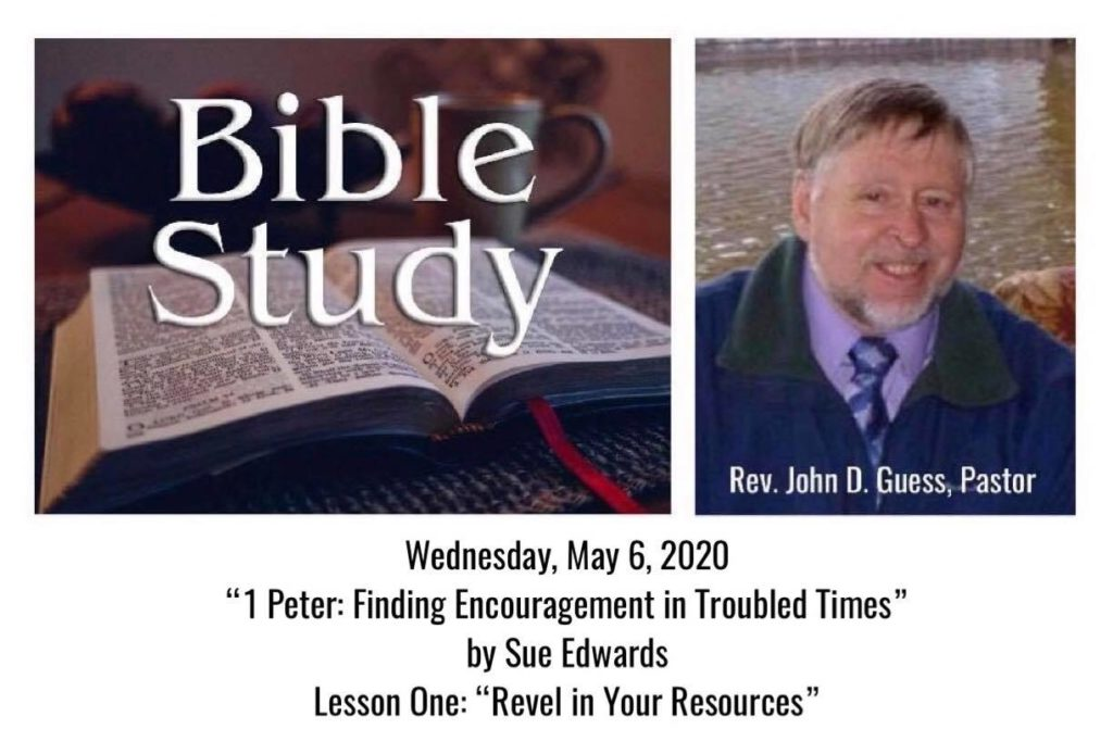 Bible Study 050620